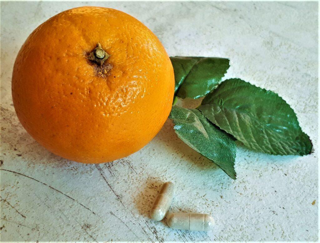 Vitamine C Orange