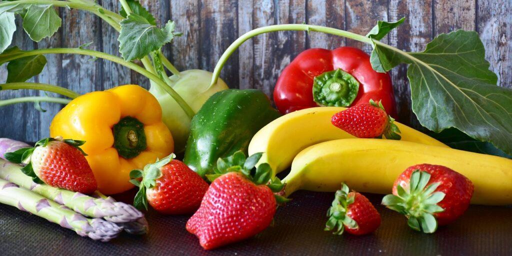 collation fruits et légumes